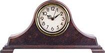 Часы Настольные Кварцевые Royal House 40x20 см Диаметр Циферблата 11 см Цвет Антик Бронза - Arts & Crafts