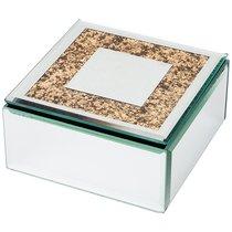 Шкатулка Коллекция Luxury 12x12x6 см - Dalian