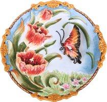 Тарелка Декоративная Настенная Диаметр 21 см - Hebei Grinding Wheel Factory