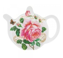 Подставка под чайный пакетик Lesser & Pavey Роза Редаут 13x10см - Lesser & Pavey