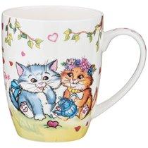 Кружка Lefard Желаем Счастья! 400 мл - Shanshui Porcelain