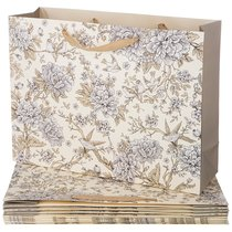 Комплект Бумажных Пакетов Из 10 Шт. Royal Garden 46,5x35x14,5 см - Vogue International
