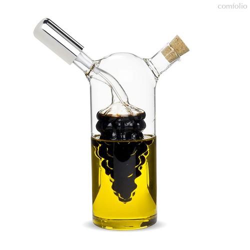Емкость-спрей для масла и уксуса D'casa 250мл, цвет прозрачный - D'casa