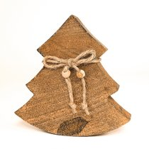 Украшение декоративное Wooden Tree, 15х14х2,5 см - EnjoyMe