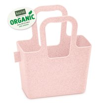 Органайзер Taschelini S Organic, розовый - Koziol
