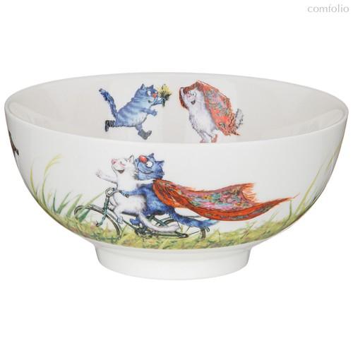 Салатник - Тарелка Суповая Lefard Русское Поле 15x7 см - Meizhou Yuesenyuan