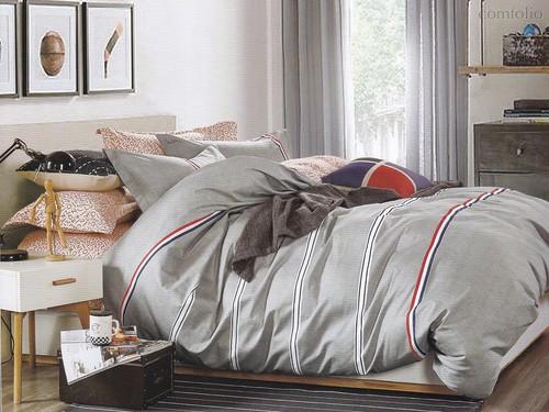 Постельное белье Karna Delux Rokston, размер 1.5-спальный - Karna (Bilge Tekstil)