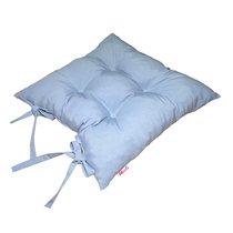 "Подушка на стул ""Blue ceilo"", 41х41 см, P705-Z148/1, цвет голубой - Altali"