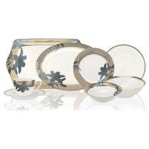 Сервиз чайно-столовый Royal Worcester Голубая лилия на 6 персон 33 предмета, фарфор