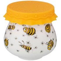 Баночка С Силиконовой Крышкой Пчелы 300 мл - Shunxiang Porcelain