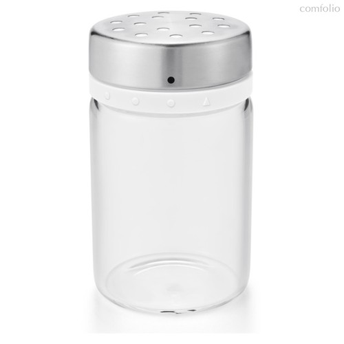 Шейкер для специй OXO, 190г, стекло, сталь нержавеющая - Oxo